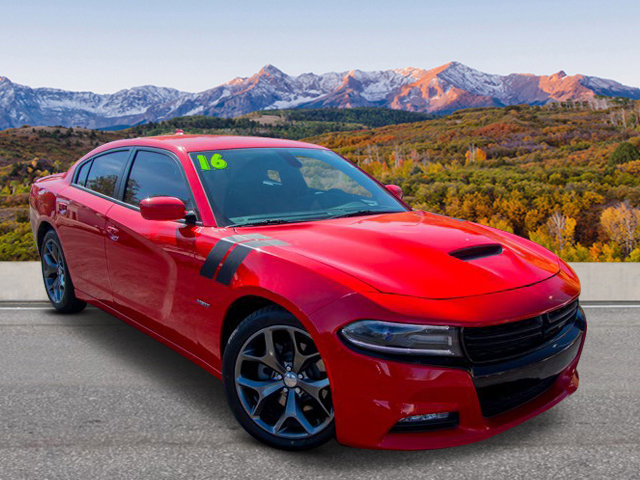 2016 Dodge Charger R/T image