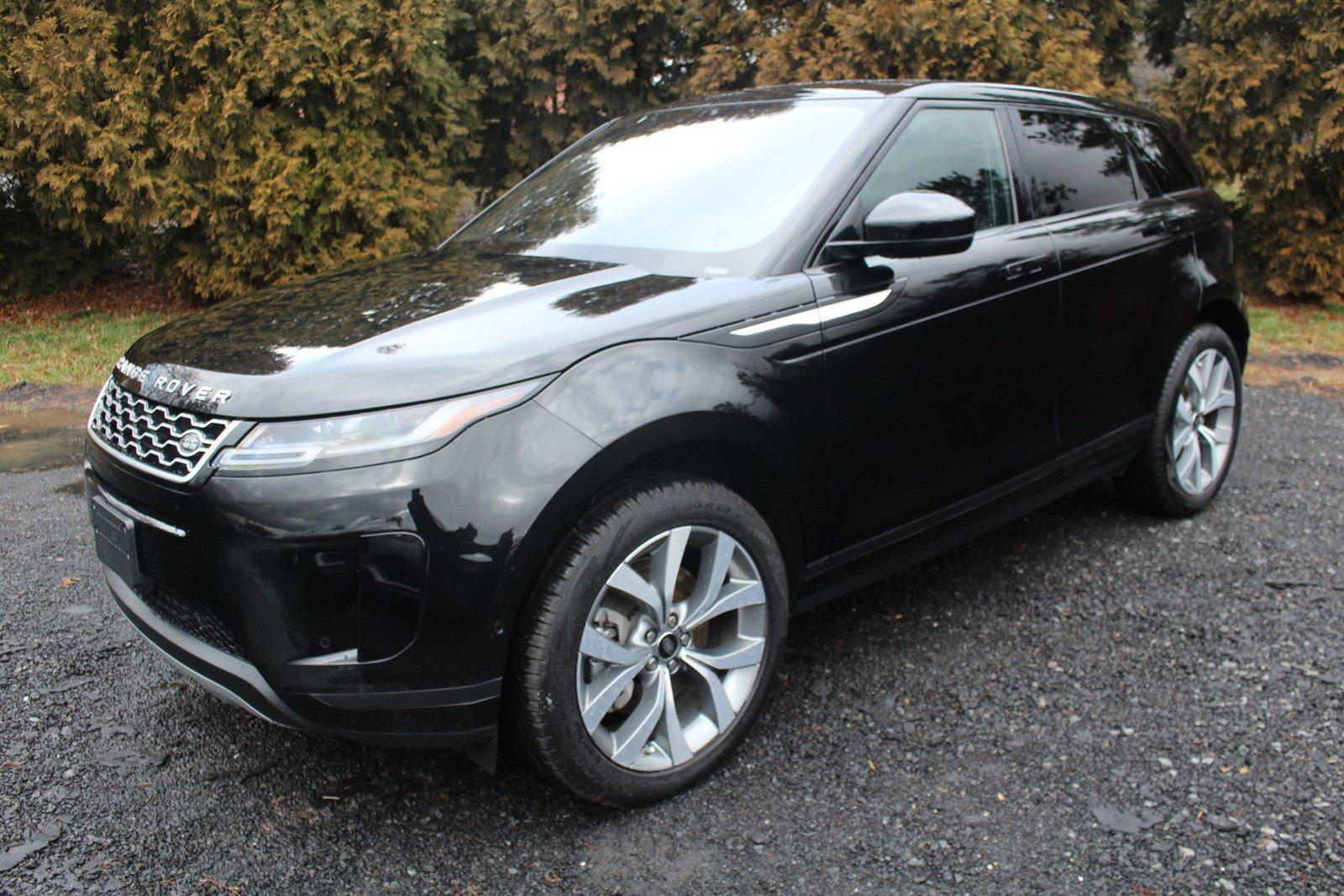 2020 Land Rover Range Rover Evoque SE image