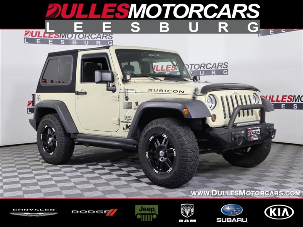 2012 Jeep Wrangler 4WD Rubicon image
