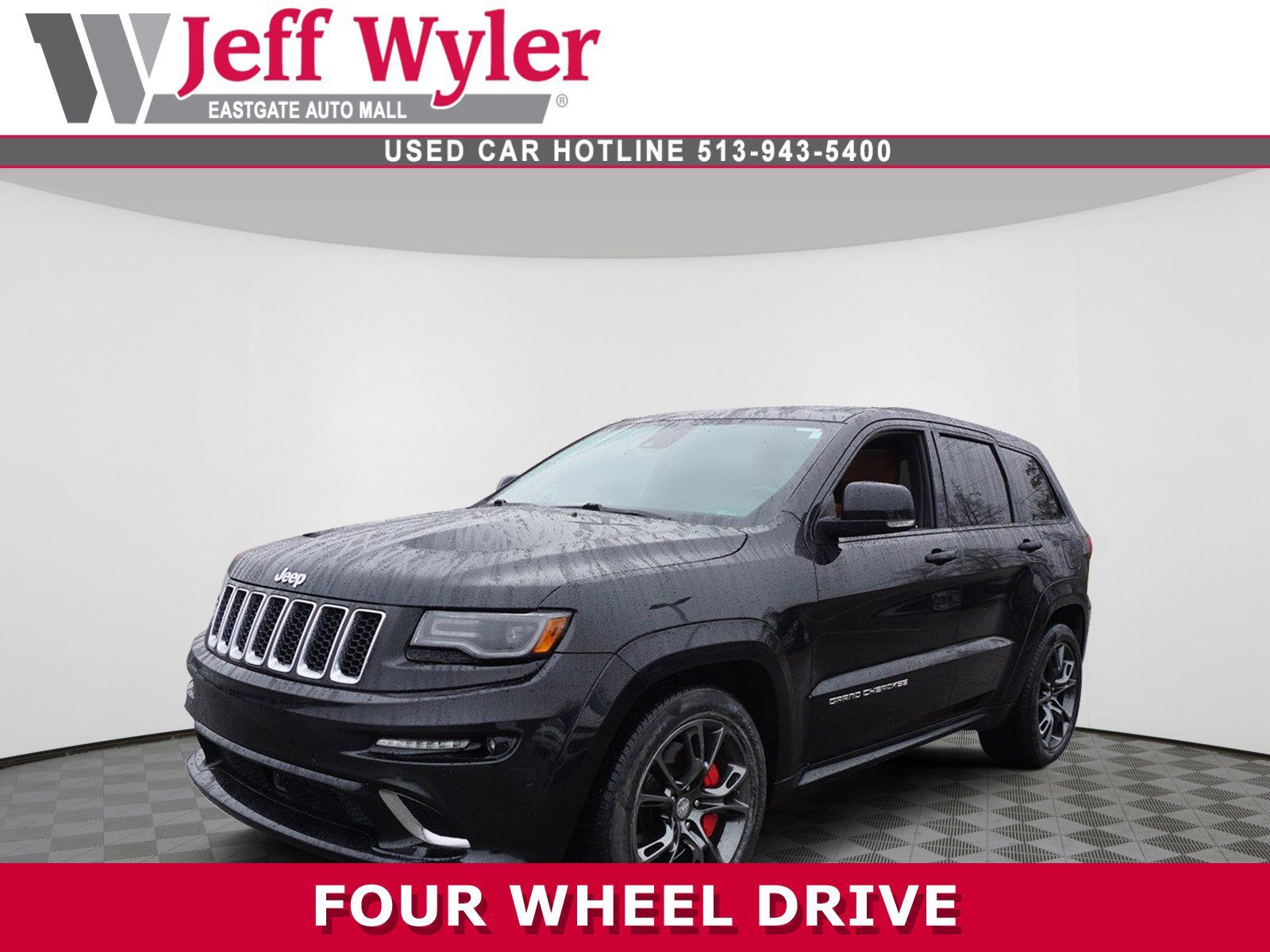 2014 Jeep Grand Cherokee 4WD SRT image