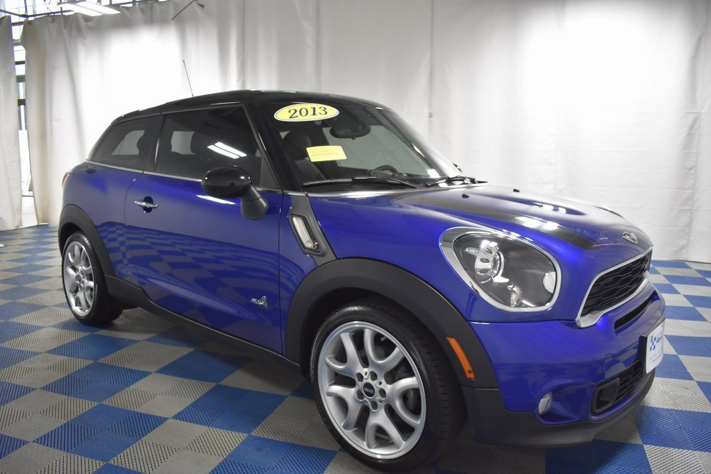 MINI Cooper Paceman Under 500 Dollars Down