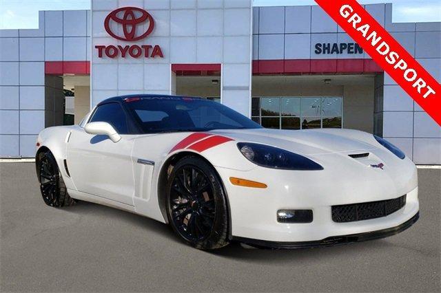 2013 Chevrolet Corvette Grand Sport Coupe image