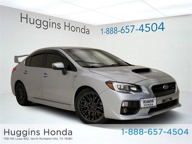 2017 Subaru WRX STI image