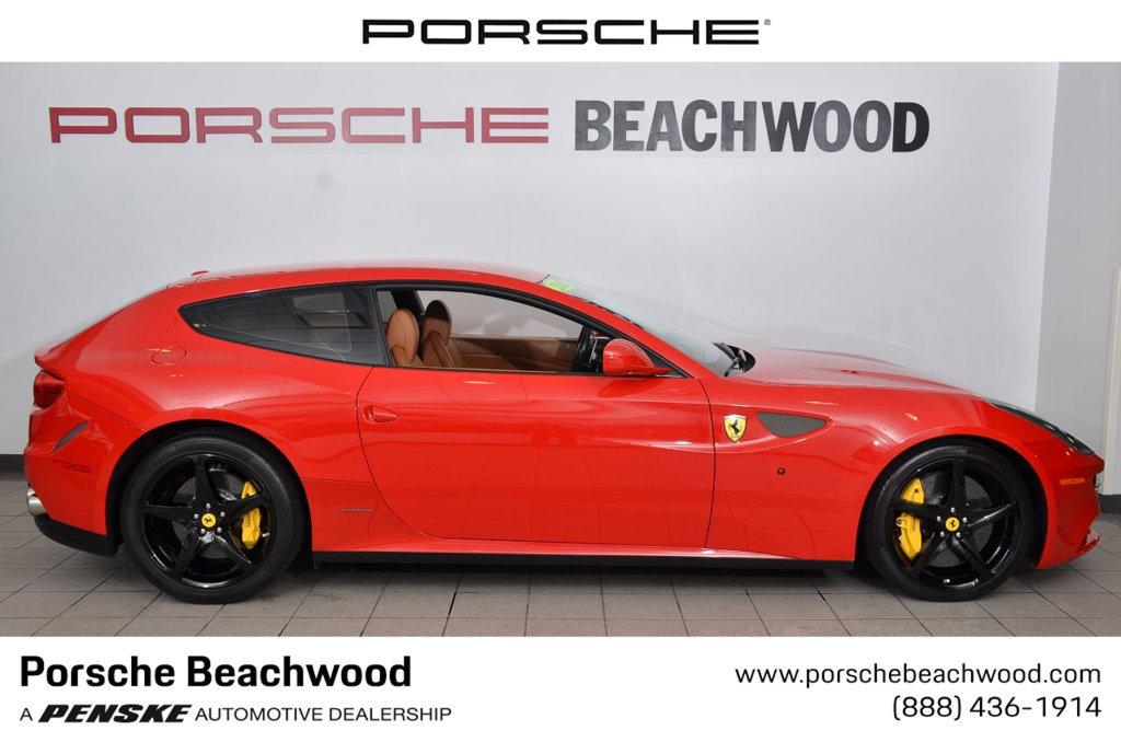 2012 Ferrari FF  image
