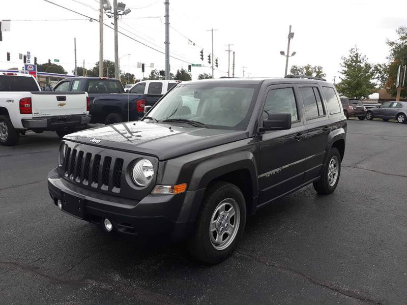 2017 Jeep Patriot FWD Sport image