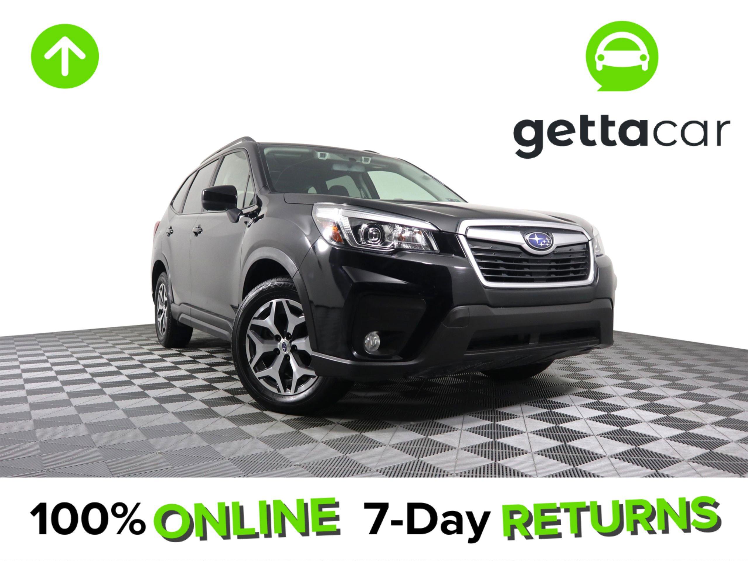 Subaru Forester Under 500 Dollars Down