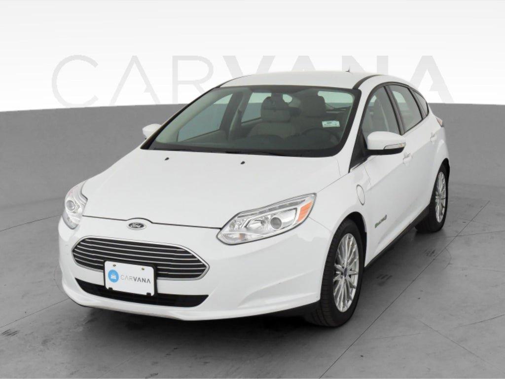 2016 Ford Focus Electric Hatchback image