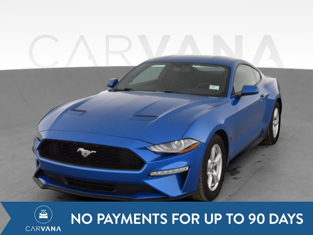 2019 Ford Mustang Coupe image