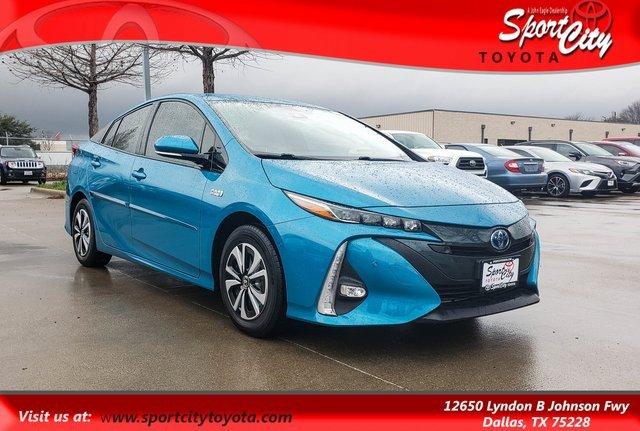 2018 Toyota Prius Prime Advanced image