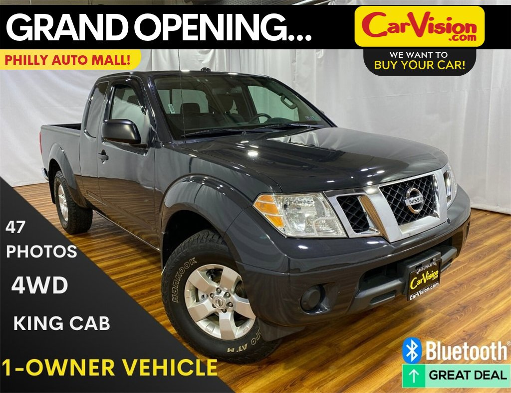 2012 Nissan Frontier SV image