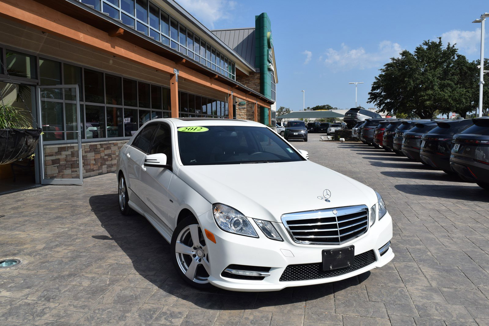 2012 Mercedes-Benz E 350 Sedan image