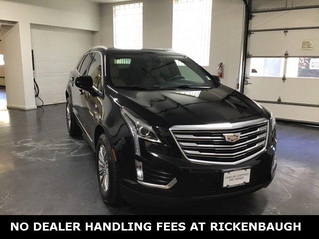 2017 Cadillac XT5 AWD Luxury image