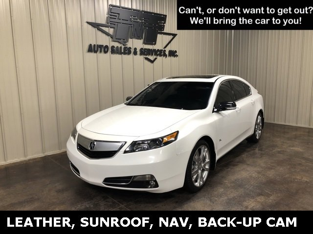 2012 Acura TL SH-AWD w/ Advance Package image