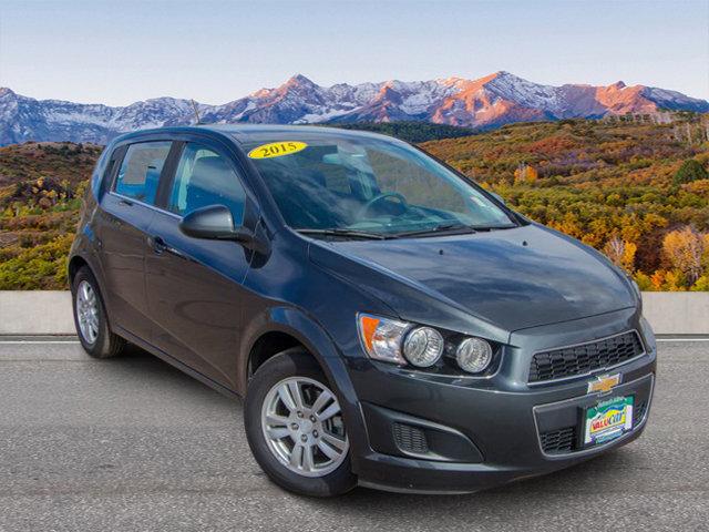 2015 Chevrolet Sonic LT Hatchback image