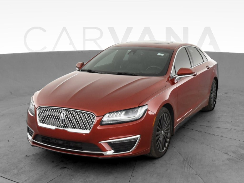 2018 Lincoln MKZ Reserve AWD image