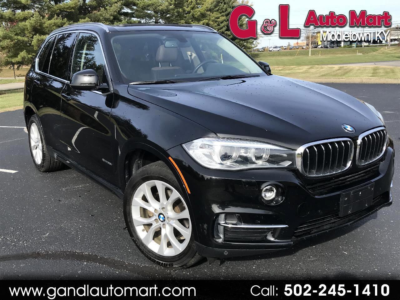 2014 BMW X5 xDrive35i image