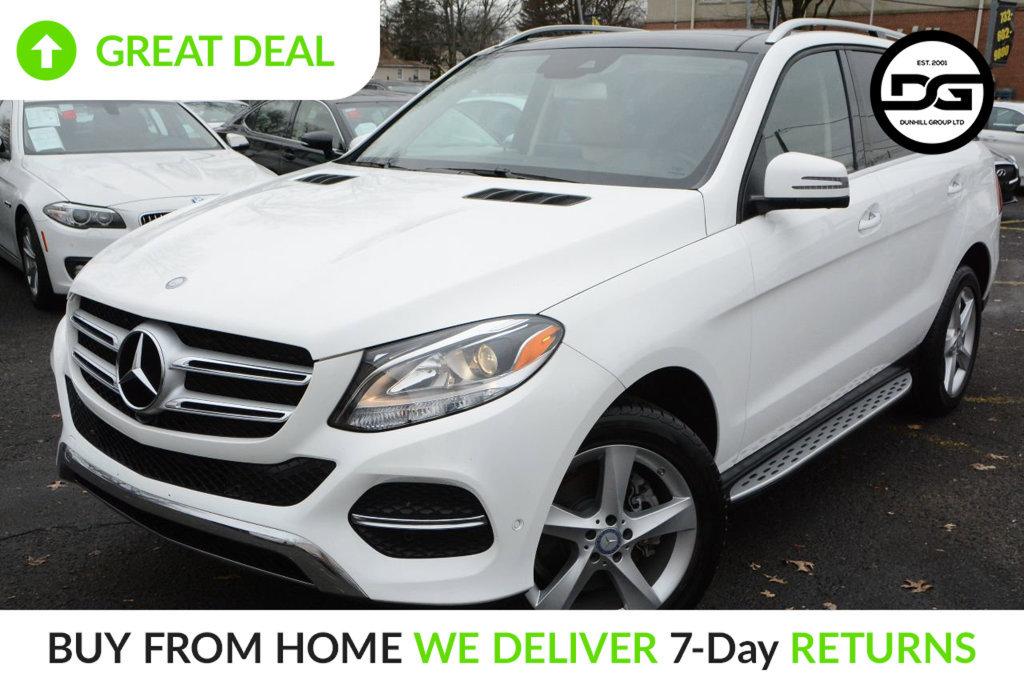 Mercedes-Benz GLE 350 Under 500 Dollars Down