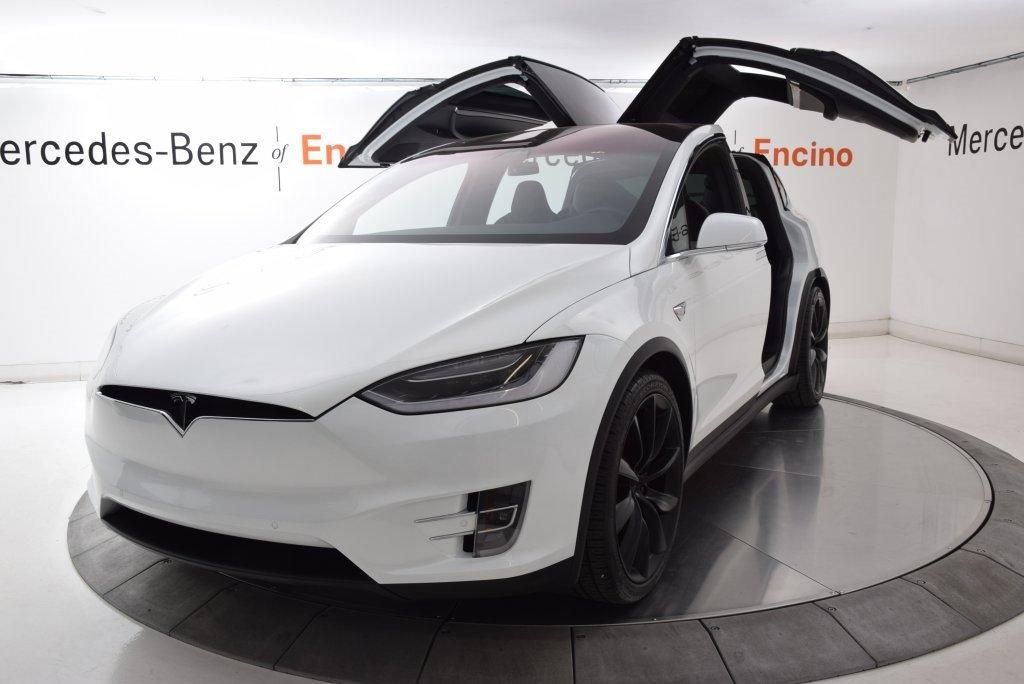 2018 Tesla Model X Performance image