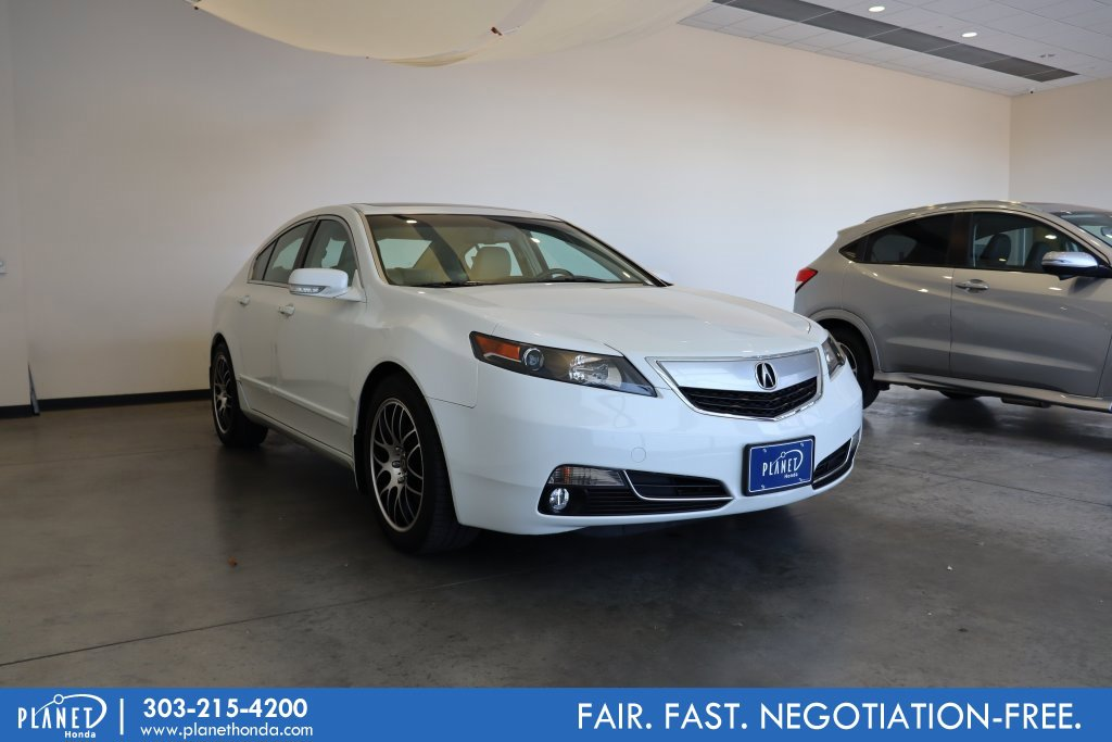 2012 Acura TL w/ Advance Package image