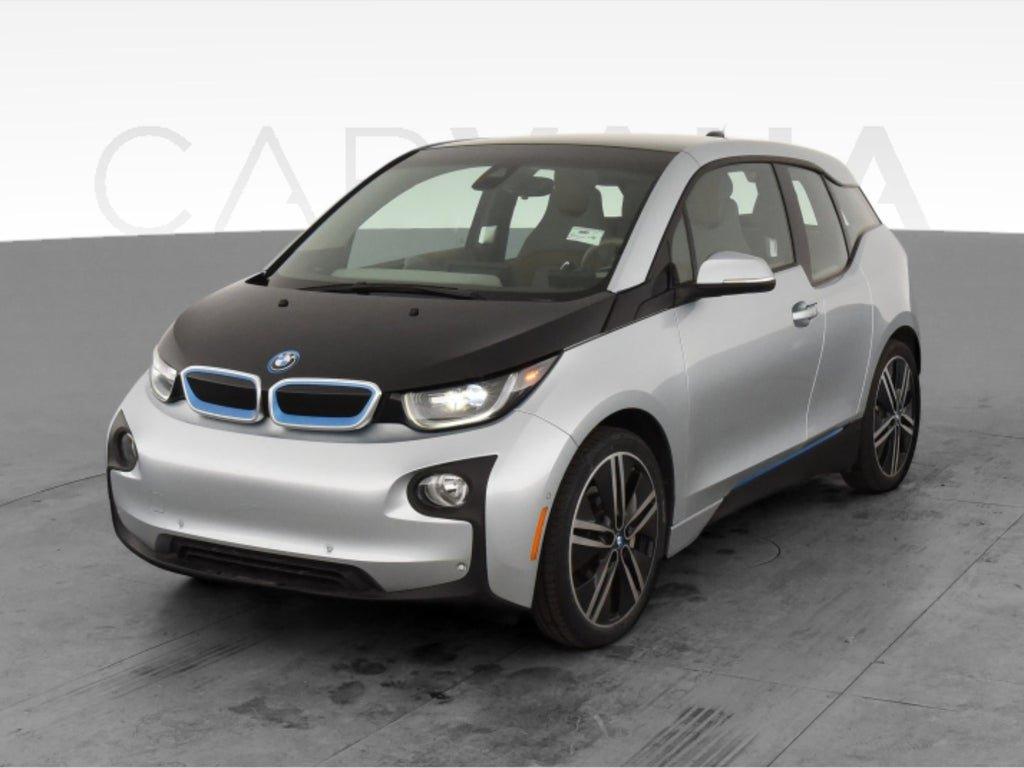 2014 BMW i3  image