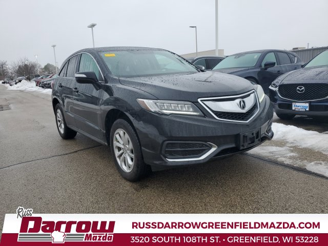 2017 Acura RDX w/ Technology Package image