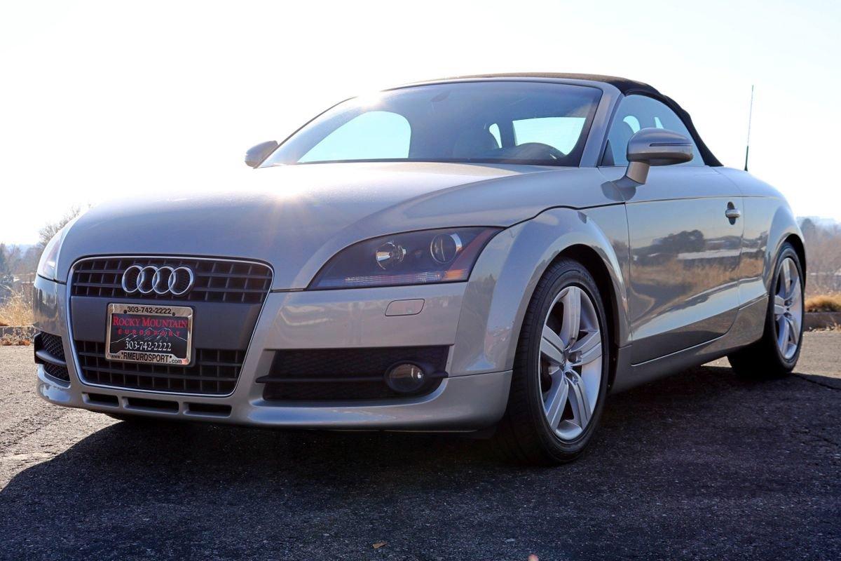 2008 Audi TT 2.0T Roadster image