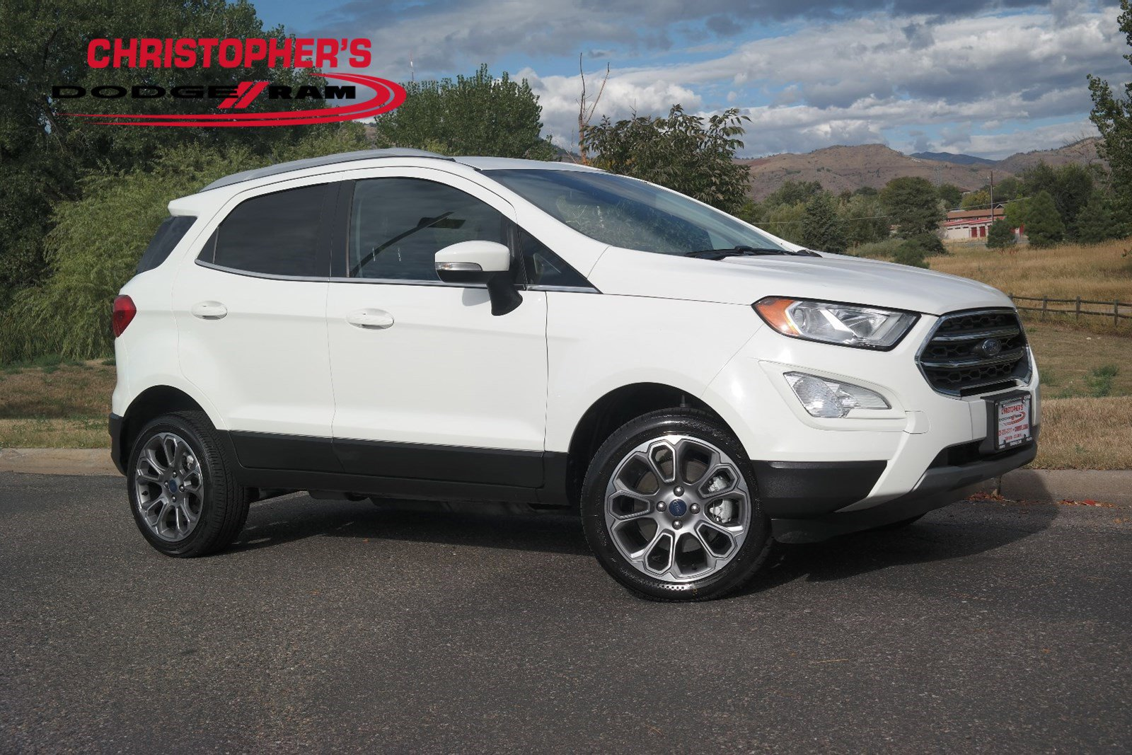Ford EcoSport Under 500 Dollars Down