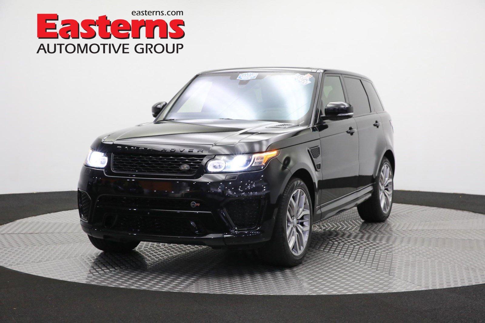2016 Land Rover Range Rover Sport SVR image
