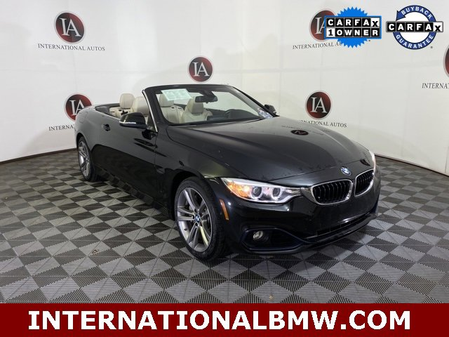2017 BMW 440i xDrive Convertible image
