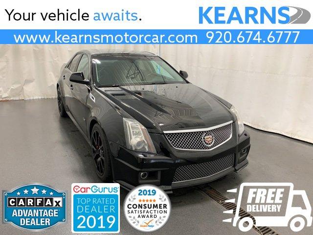 2014 Cadillac CTS V Sedan image