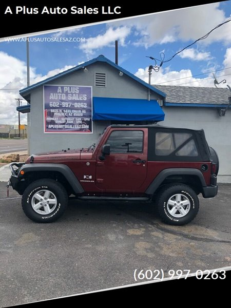 Jeep Wrangler Under 500 Dollars Down