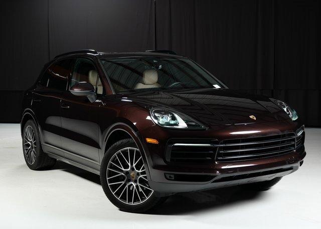 2019 Porsche Cayenne  image