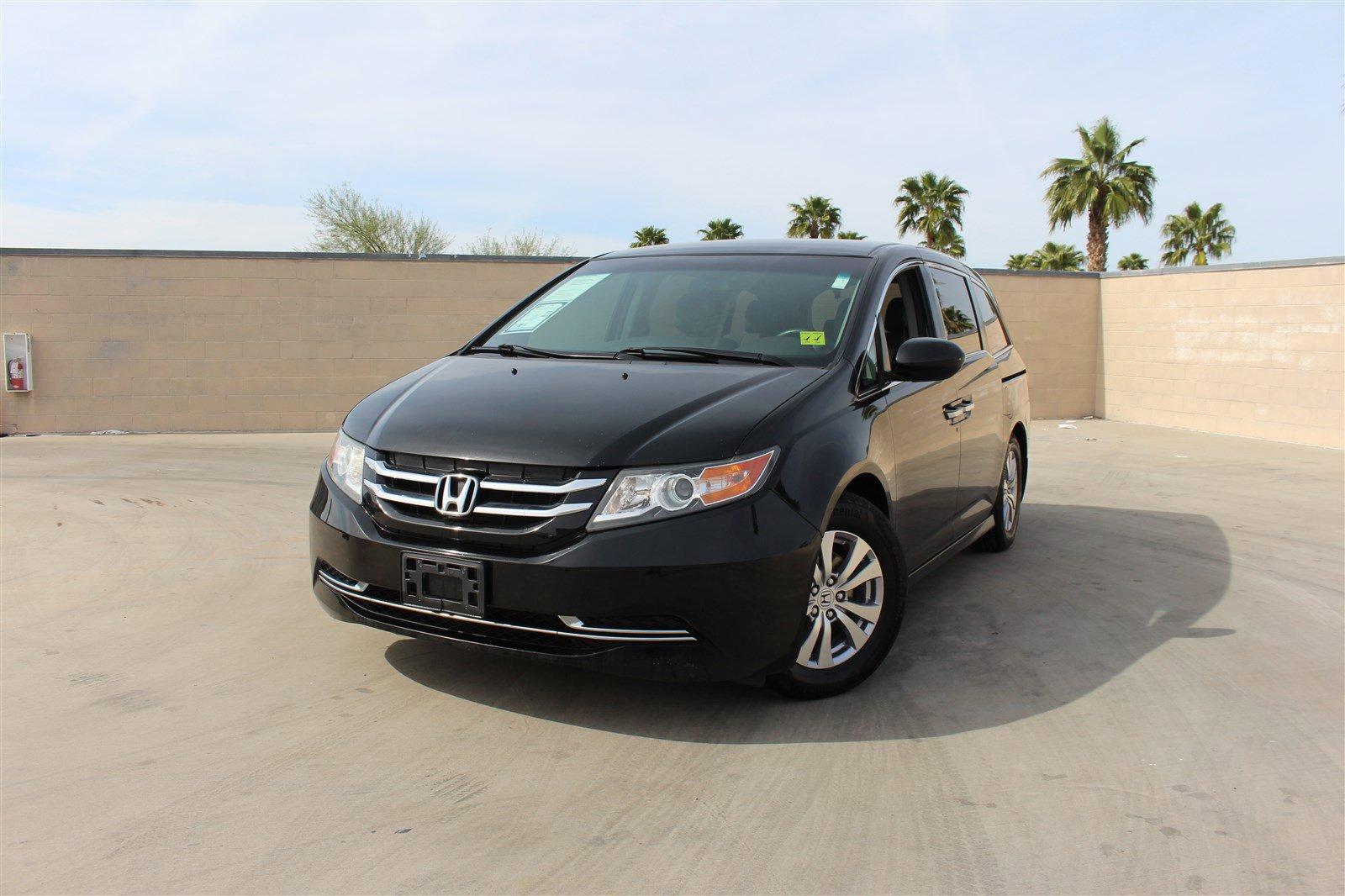 2014 Honda Odyssey EX image