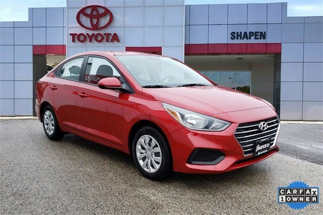 2019 Hyundai Accent SE image
