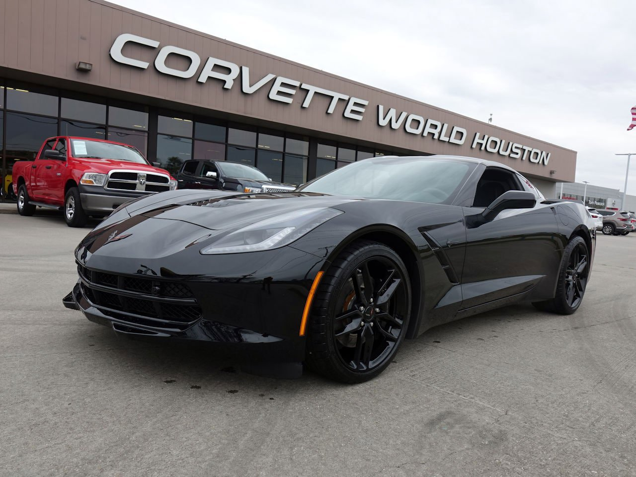 2016 Chevrolet Corvette Stingray Coupe image