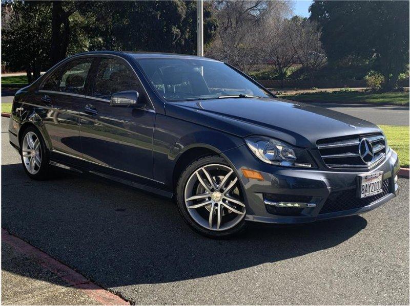 Mercedes-Benz C 250 Under 500 Dollars Down