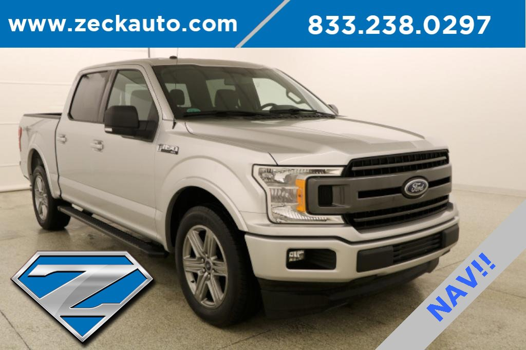 2018 Ford F150 XLT image
