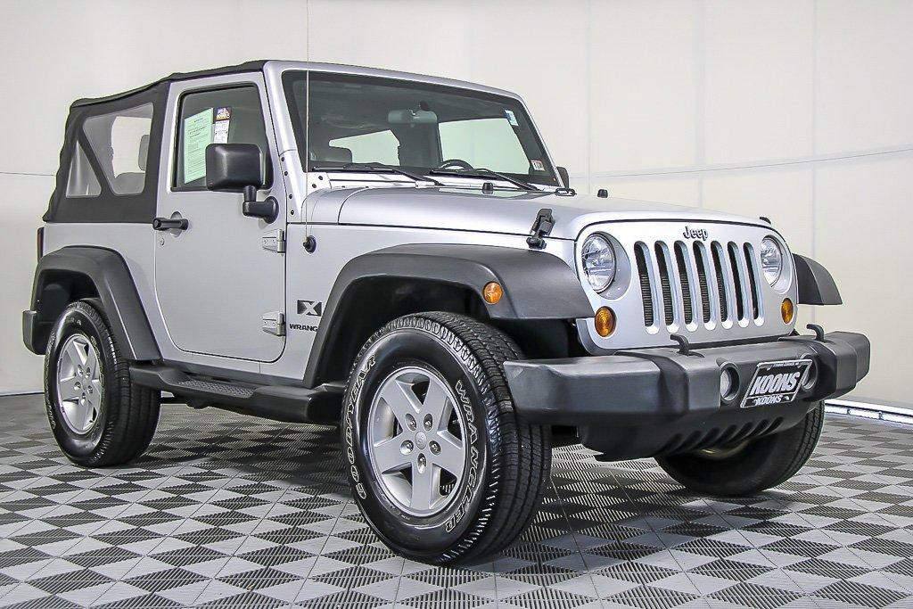 2008 Jeep Wrangler X image