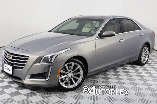 2017 Cadillac CTS Luxury AWD Sedan image