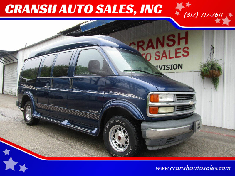 2000 Chevrolet Express 1500  image