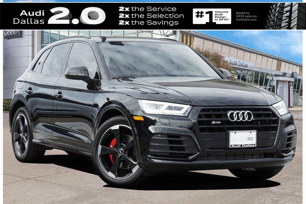 2019 Audi SQ5 Premium Plus image