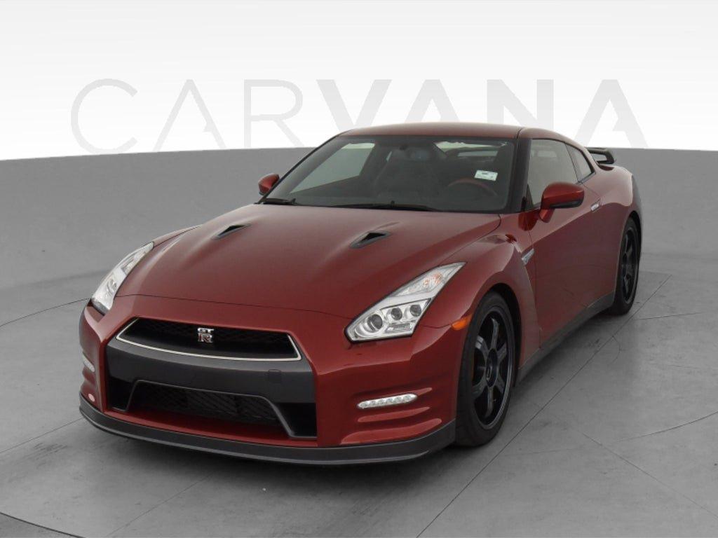 2015 Nissan GT-R  image