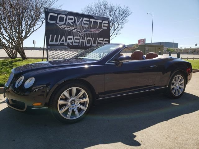 2008 Bentley Continental GTC Convertible image