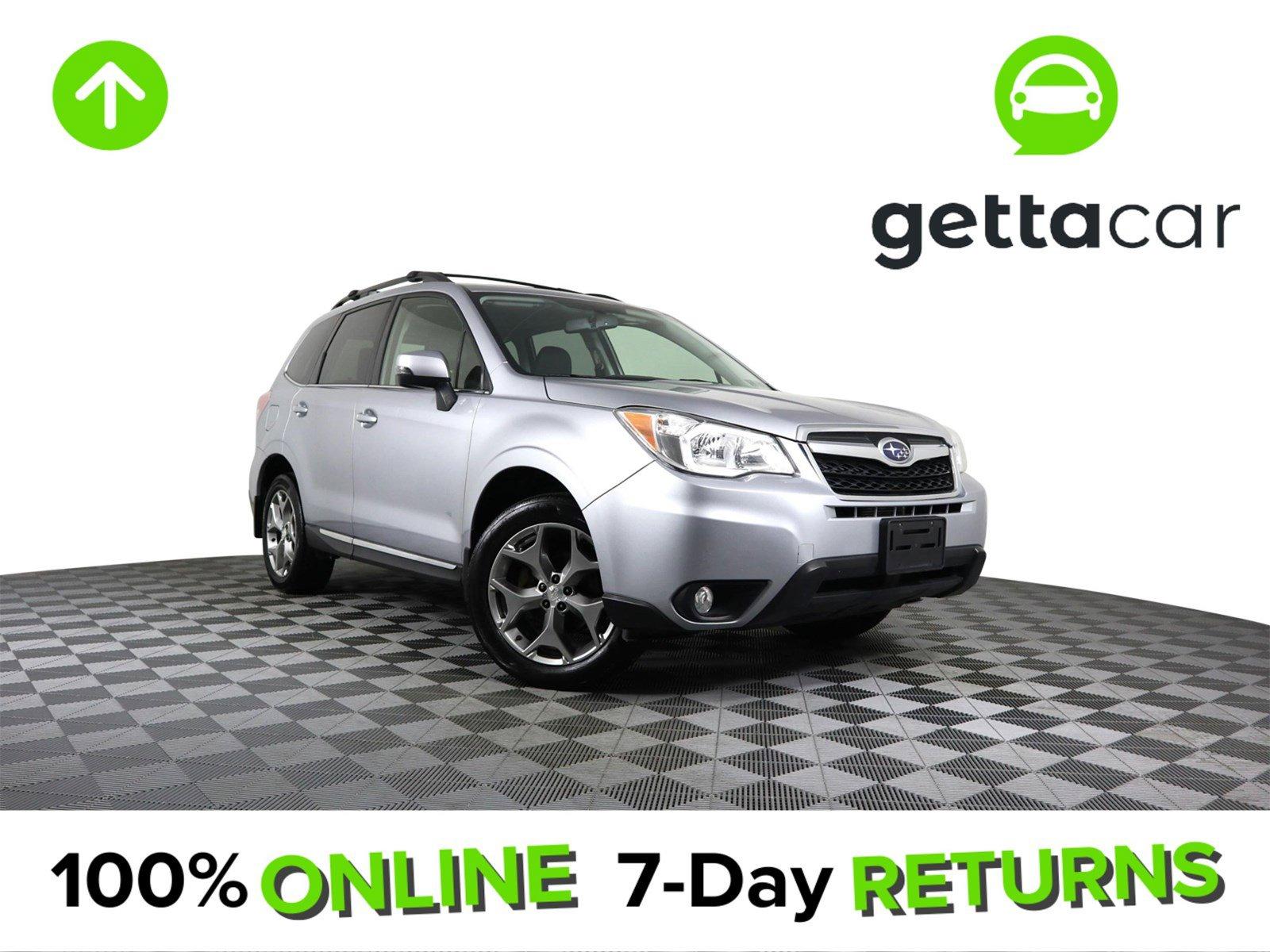 2016 Subaru Forester 2.5i Touring image