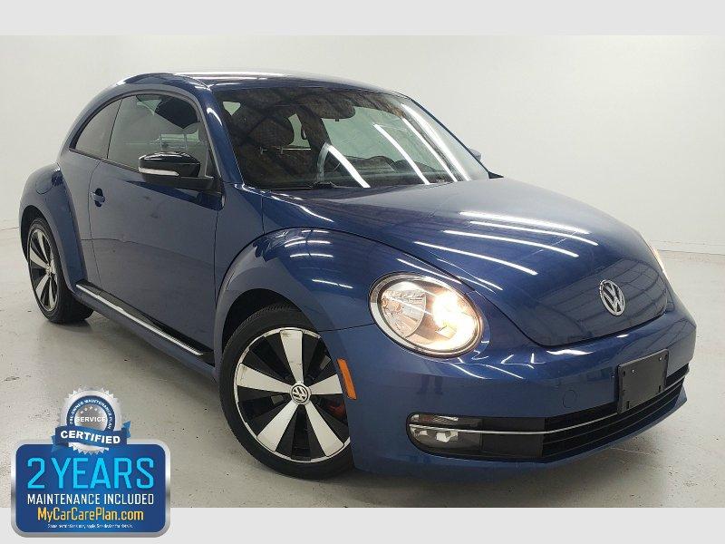 2012 Volkswagen Beetle Turbo Coupe image