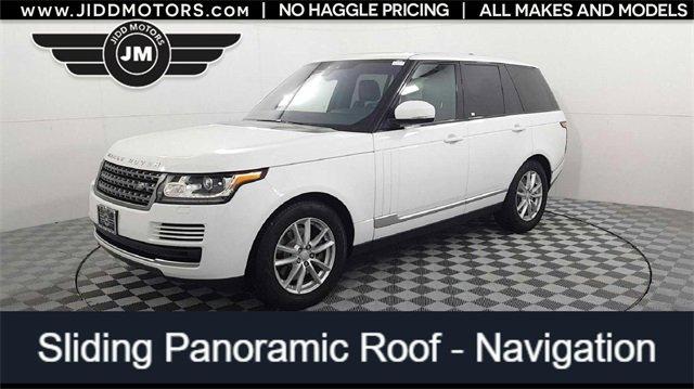 2017 Land Rover Range Rover  image