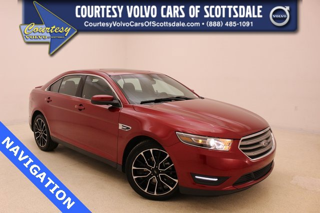 2017 Ford Taurus SEL AWD image