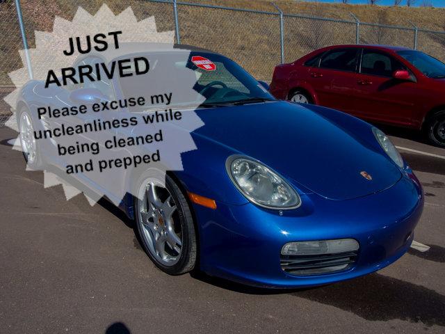 2007 Porsche Boxster  image