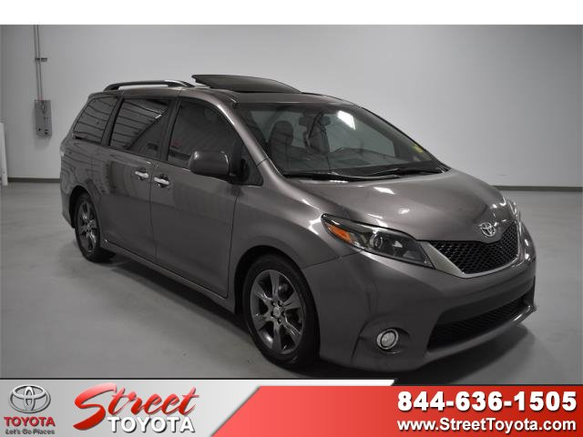 Used Toyota Sienna For Sale >> 2016 Toyota Sienna For Sale Autotrader