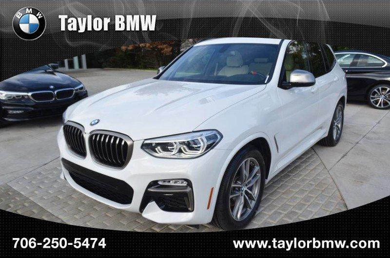 2018 BMW X3 M40i image